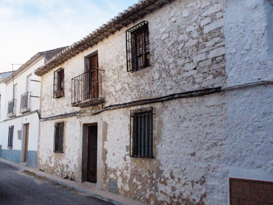 Foto fachada original de aguimar arquitectura t cnica - Arquitectura tecnica sevilla ...