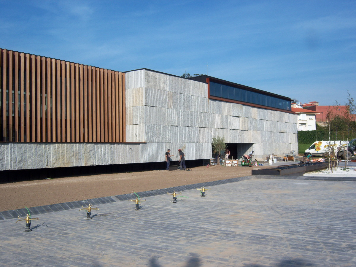 Fachada Principal (2)- Casa Consistorial de Meruelo