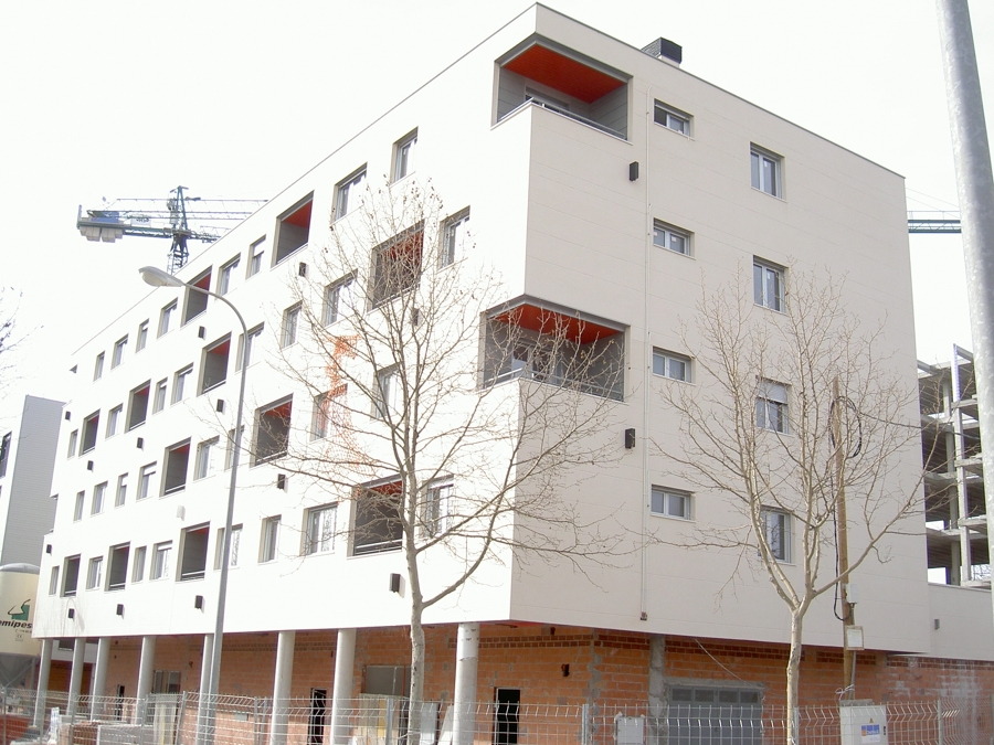 16 viviendas de protecci n oficial en teruel ideas construcci n casas - Casas de proteccion oficial ...