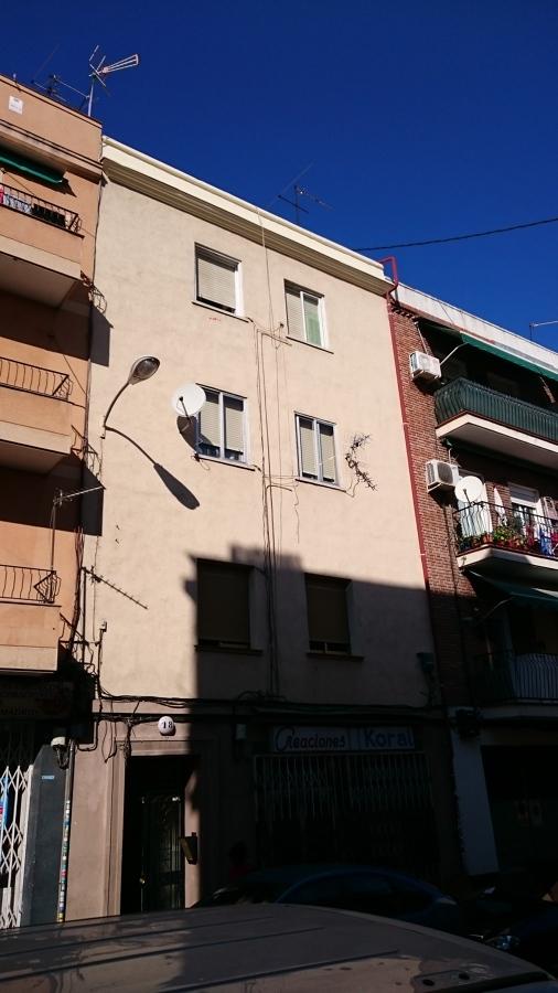 Rehabilitaci n de fachada en madrid ideas arquitectos - Trabajo de arquitecto en madrid ...