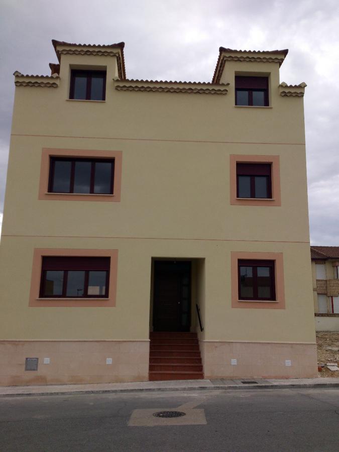fachada principal