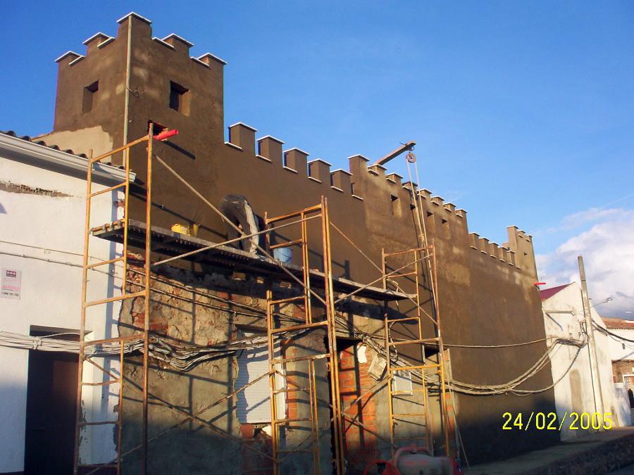 fachada reformada