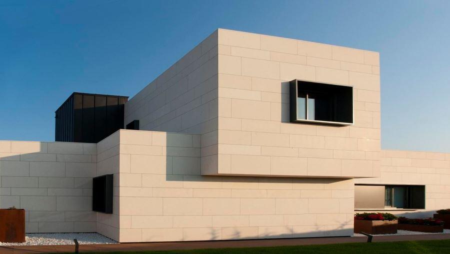 Travajos ideas reformas viviendas - Fachadas ventiladas de piedra ...