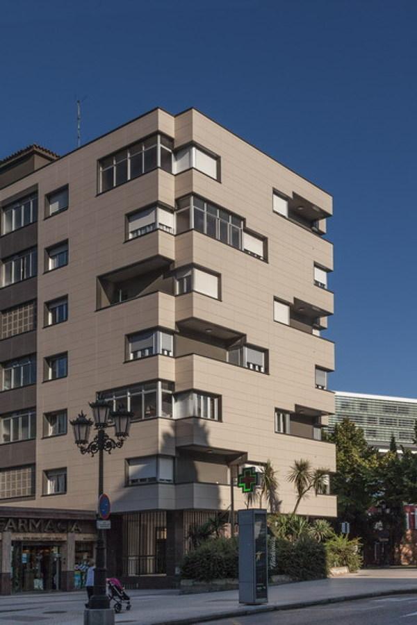 Fachada Ventilada Oviedo