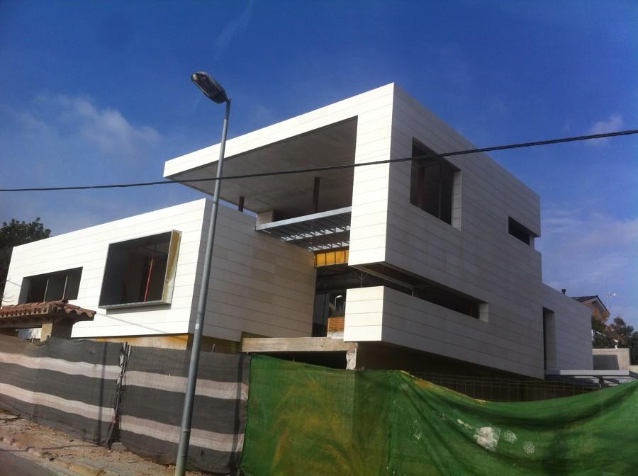 Fachada ventilada en barcelona ideas marmolistas - Precio fachada ventilada ...