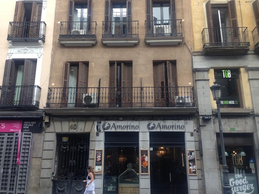 Reforma integral de vivienda en centro de madrid ideas - Reforma integral de vivienda ...