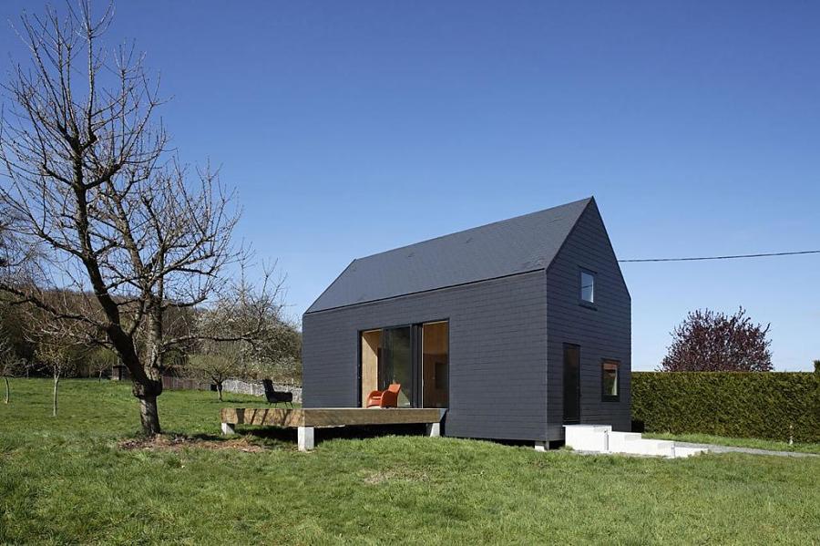 Conoces todos los usos y ventajas de la pizarra ideas - Tejados de casas modernas ...