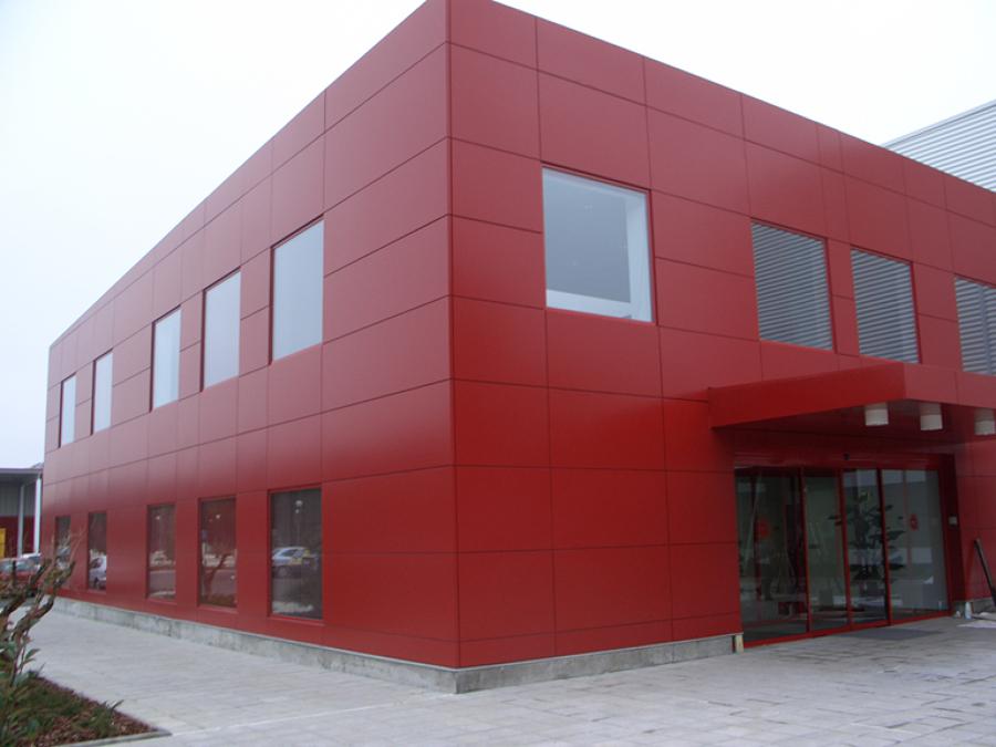 Los tipos de fachadas ideas reformas viviendas - Materiales de construccion para fachadas ...