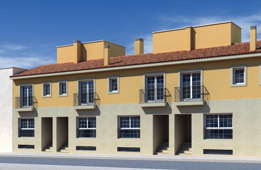 Fase de bungalows ideas construcci n casas - Construccion de bungalows ...