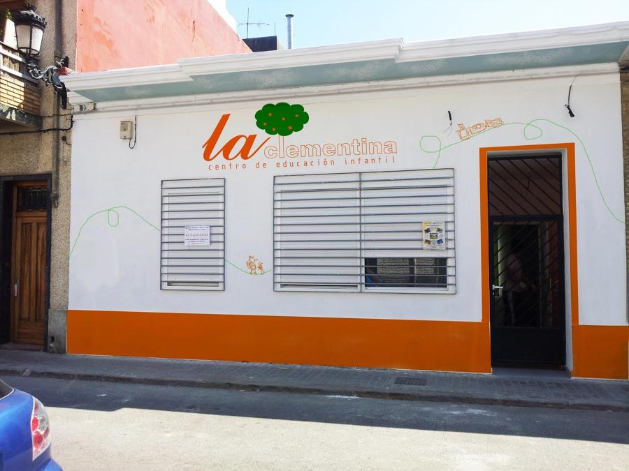 Centro de educaci n infantil sedav valencia ideas - Decoradores en valencia ...
