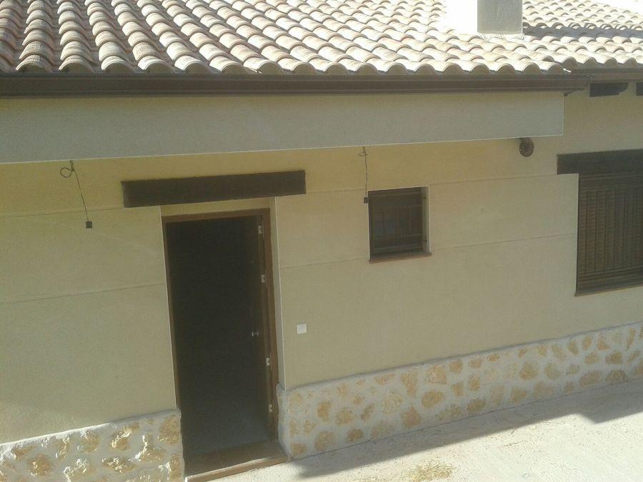 Foto fachadas y tejados de reformas madrid vid 977518 for Tejados y fachadas vizcaya