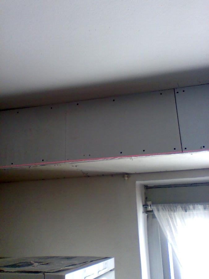 Foto fajeado tabica perimetral para techo registrable de - Falso techo registrable ...
