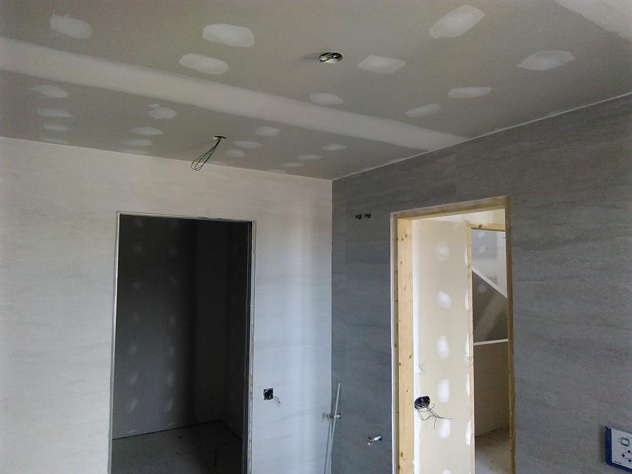 Bonito falsos techos para ba os fotos falso techo - Falsos techos para banos ...
