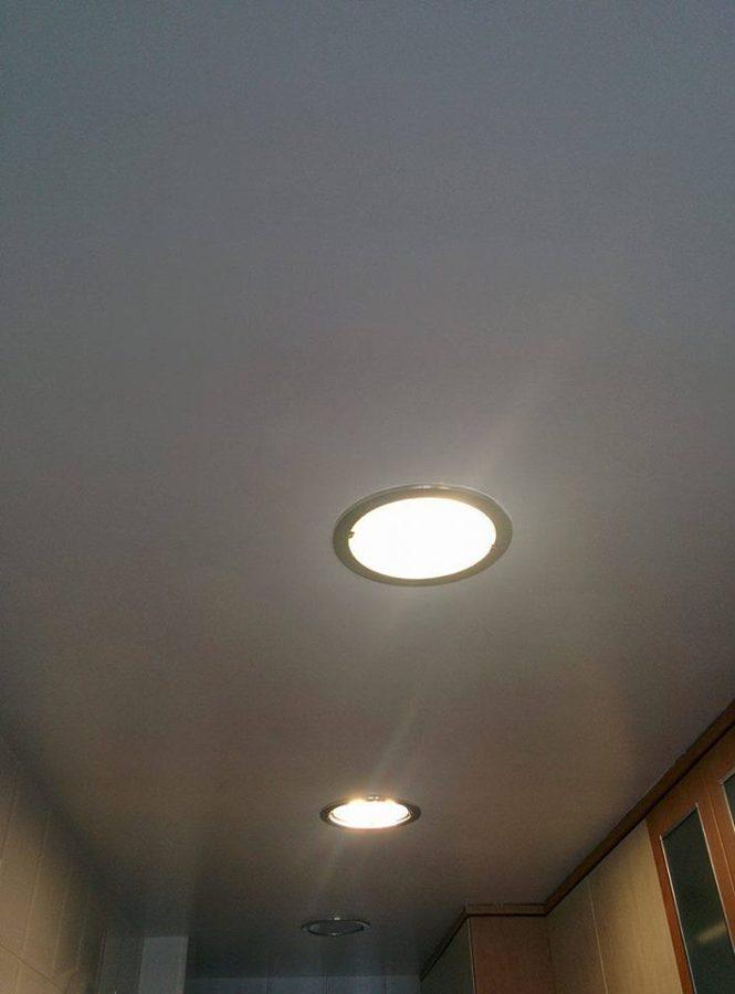 Armarios en pladur ideas pladur - Focos empotrados techo ...