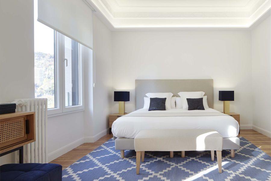 Falso techo dormitorio