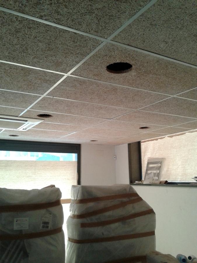 Foto falso techo de tot llar 2010 396766 habitissimo - Falso techo registrable ...