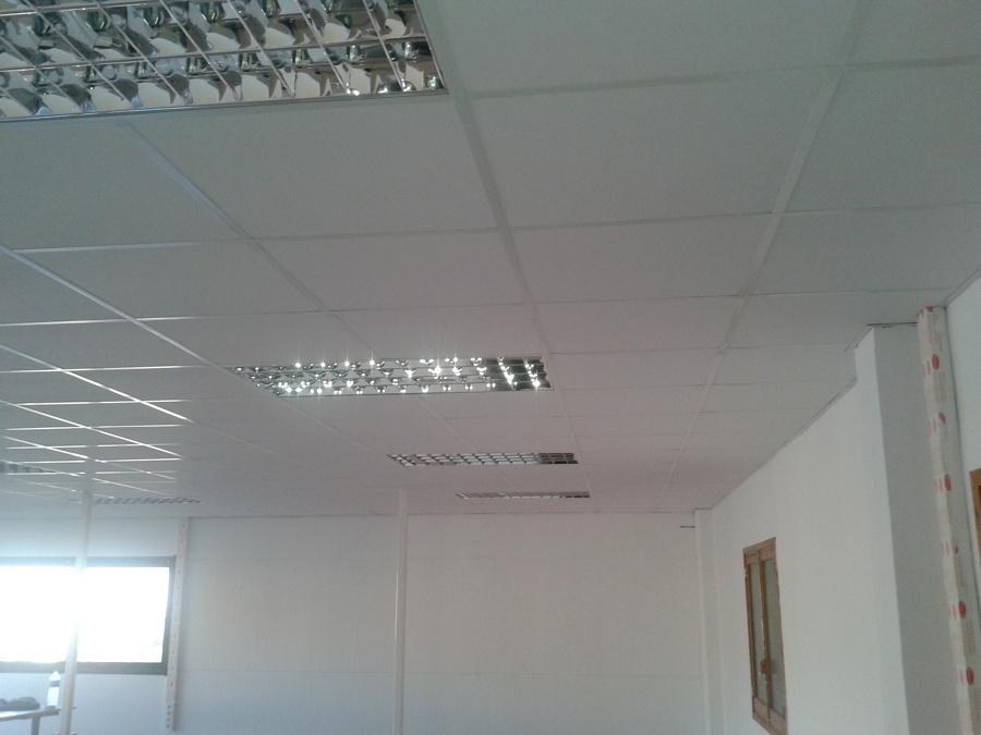 Como hacer un falso techo stunning interesting beautiful - Como hacer un falso techo ...