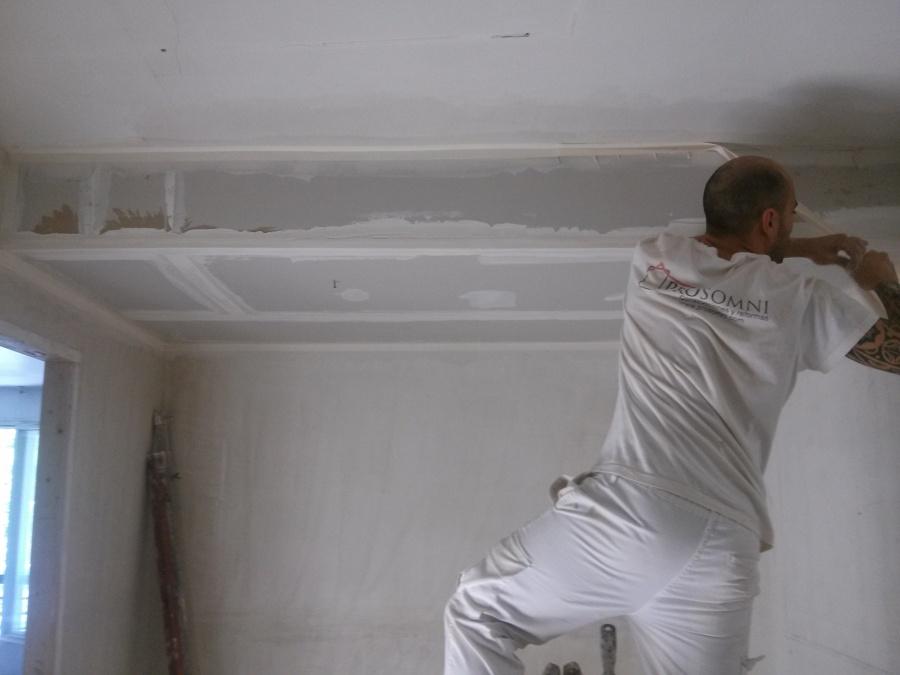 Foto falsos techos de pladur de prosomni slconstrucciones - Falsos techos de pladur ...
