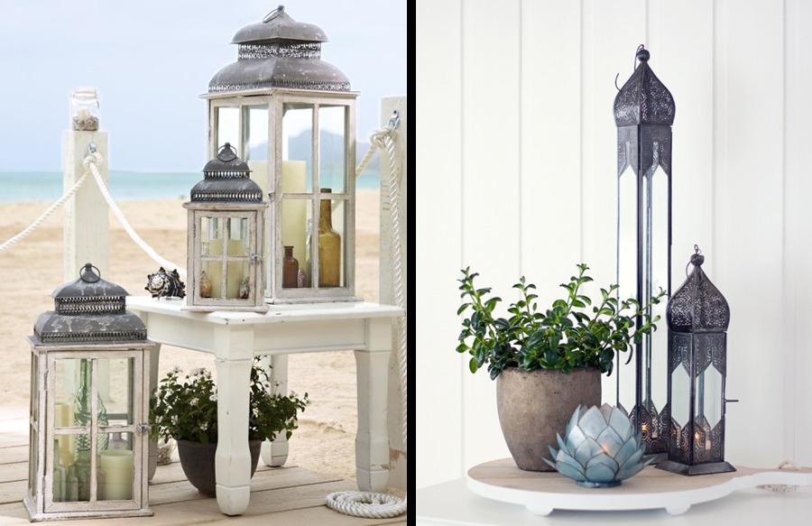 Sum rgete en un mar de ideas para decorar tu casa de for Farolillos de decoracion