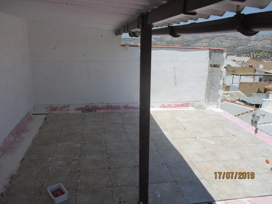 Fase de ejecución del pavimento