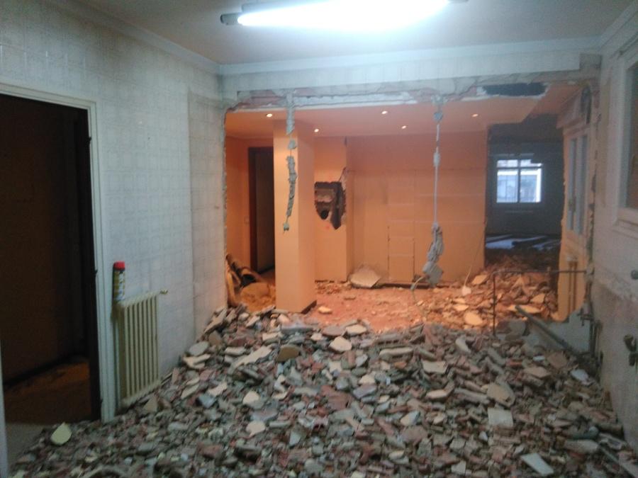 fase demolición