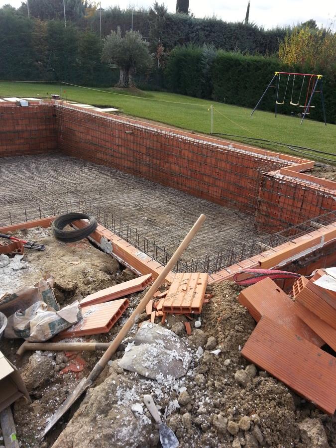construcci n paso a paso de una piscina gunitada ideas