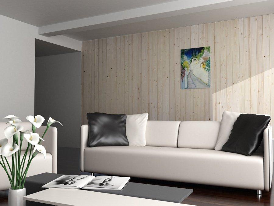 Revestimientos naturales para paredes ideas - Revestimientos para techos interiores ...