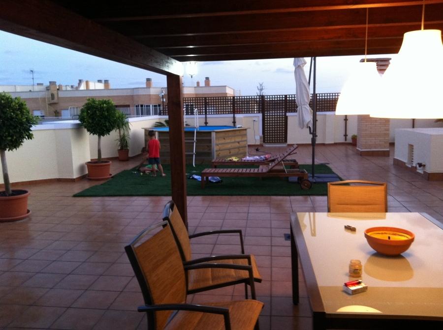 Jardines terrazas piscinas exteriores p gina 10 - Piscinas para terrazas aticos ...