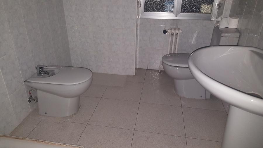 Baño I  (Estado Actual)