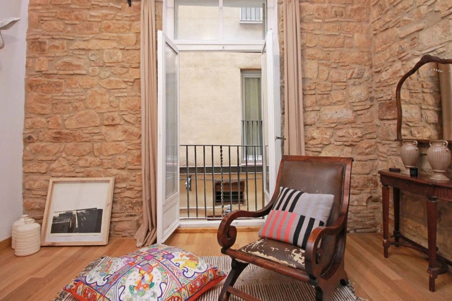Flat historico El Born - Barcelona
