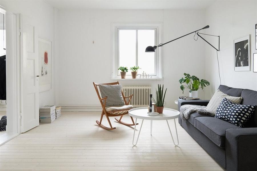 7 maneras originales de decorar con flexos e iluminar tu - Flexos de pared ...
