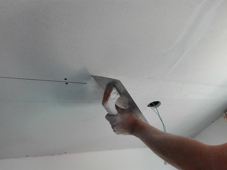 Reforma y decoraci n sal n ideas reformas viviendas - Focos empotrados techo ...