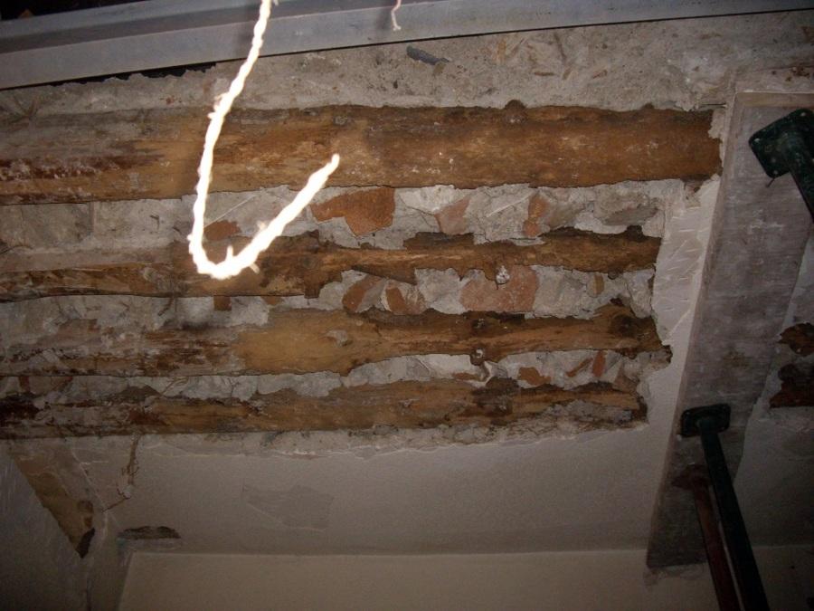 Foto forjado de madera da ado de sn arquitectura 143279 for Reparar tejados de madera