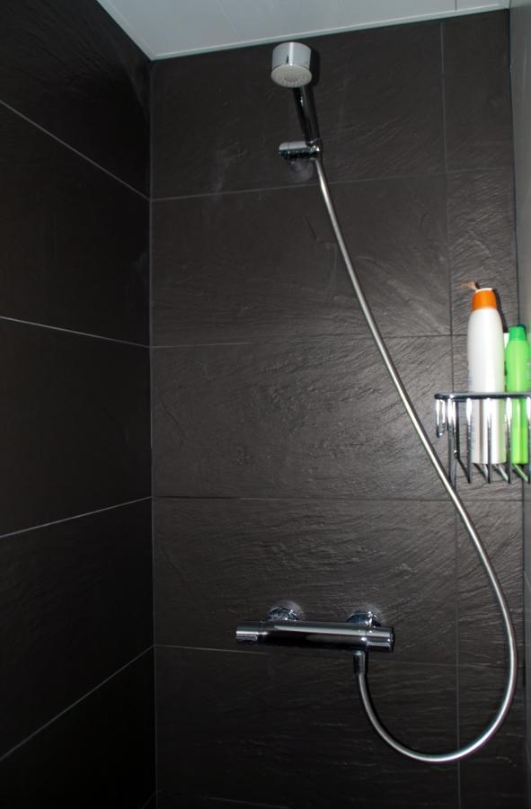Formación de ducha.