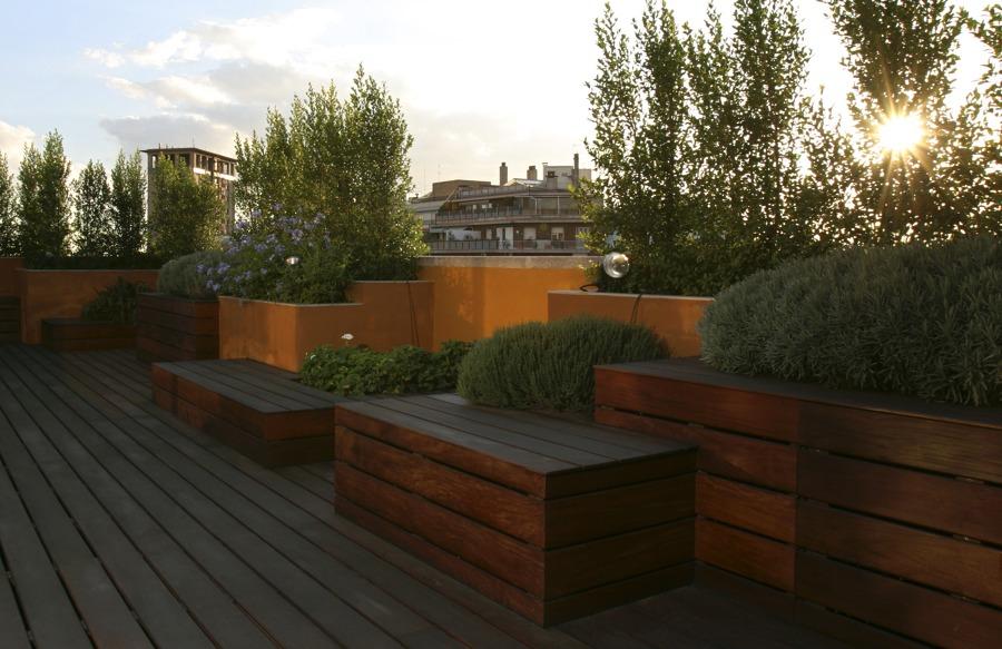 Jardineras exteriores jardineras de exterior exterior - Jardineras rusticas exteriores ...