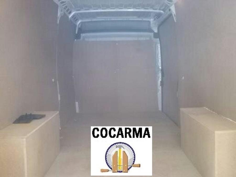 Forrado interior de furgón
