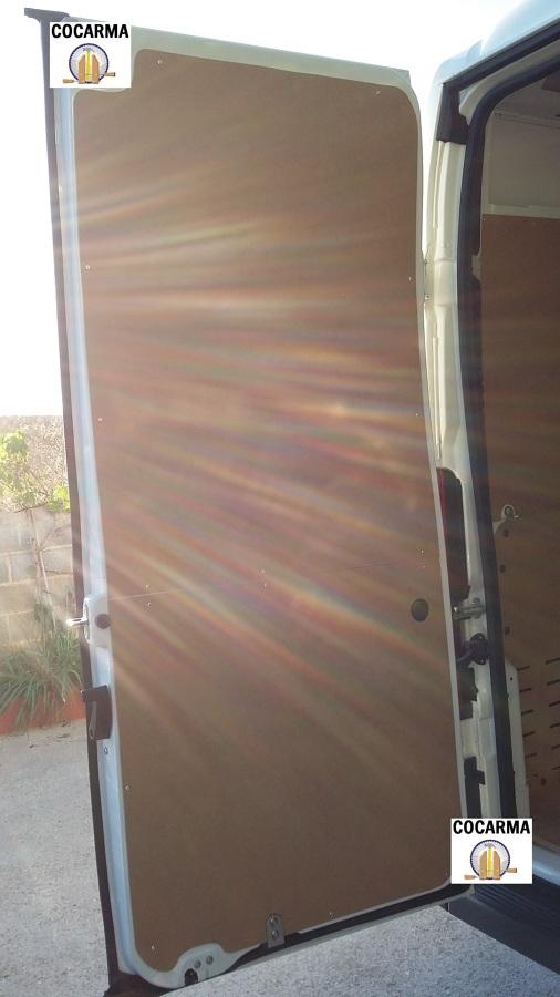 Forrado puertas traseras