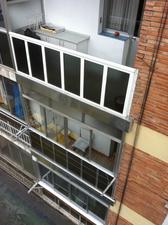 Forro de frentes de terrazas en Andalucía 4, Vitoria-Gasteiz