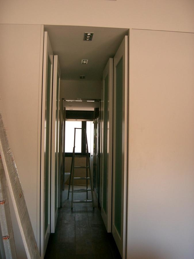 Foto detalle armarios habitaciÓn.