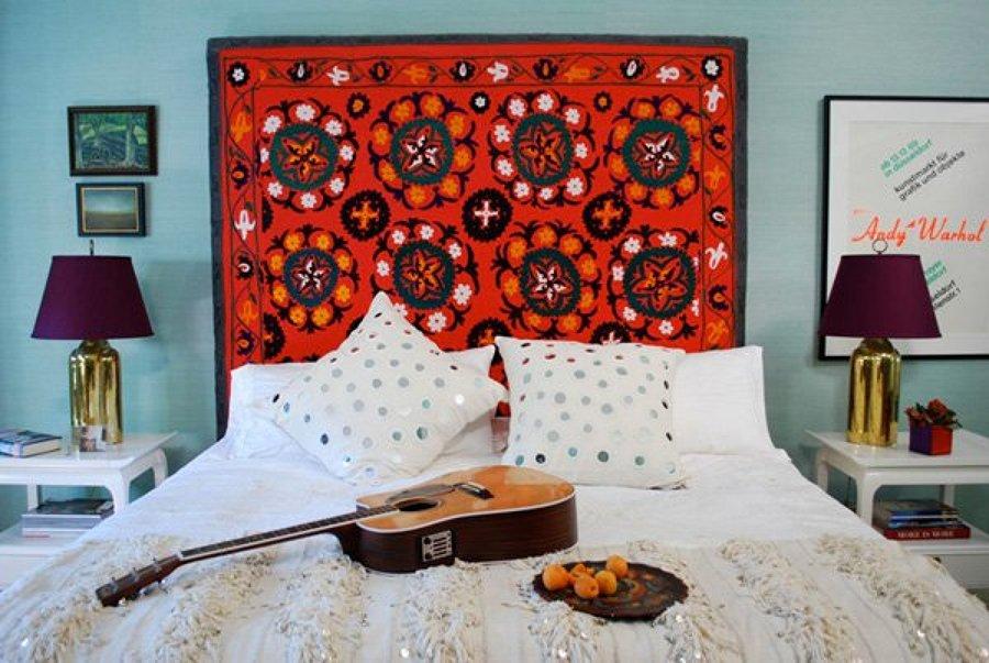 C mo colocar alfombras en la pared ideas limpieza - Insonorizar pared dormitorio ...