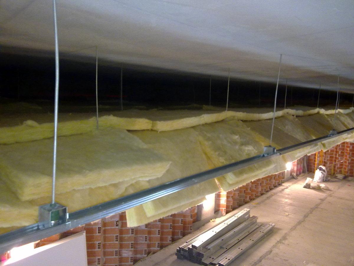Foto fotos insonorizacion de sistemas norte obras y - Insonorizacion de habitaciones ...