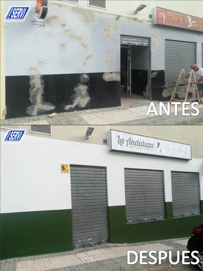 """Franquicia """"La Andaluza"""""""