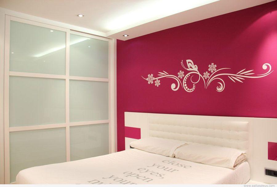 frente armario y motivo dormitorio