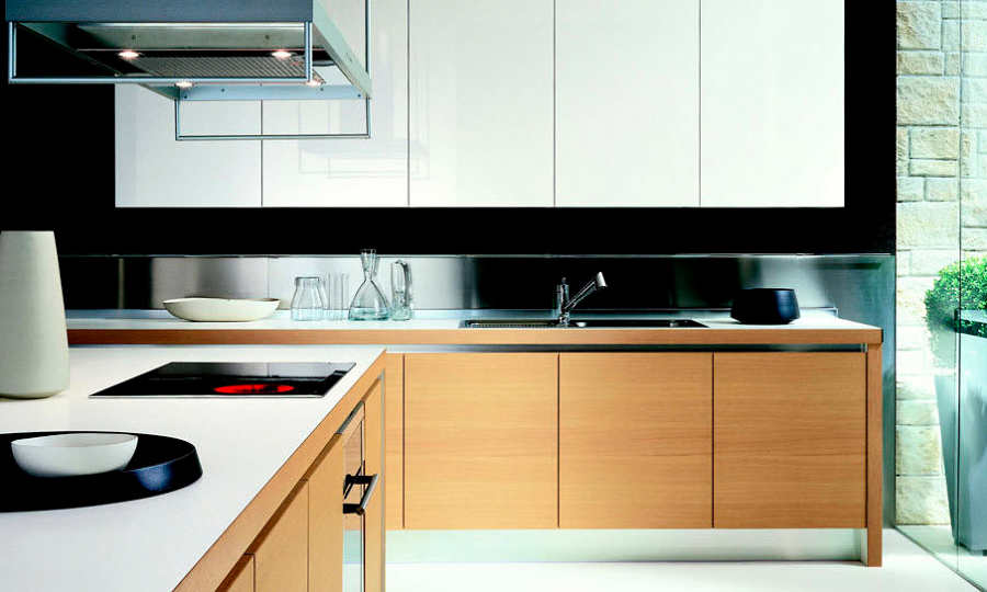 C mo organizar el frente de la cocina ideas muebles for Frente cocina