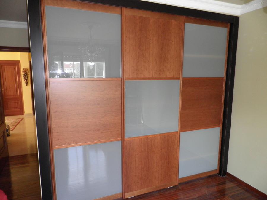 Frente de armario estilo clásico
