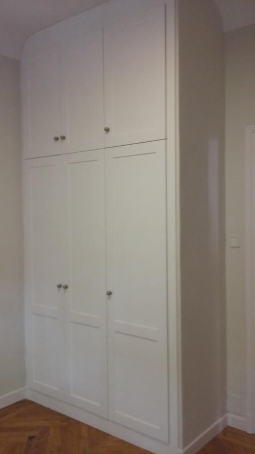 Frente de armario lacado ideas carpinteros - Frentes de armario precios ...