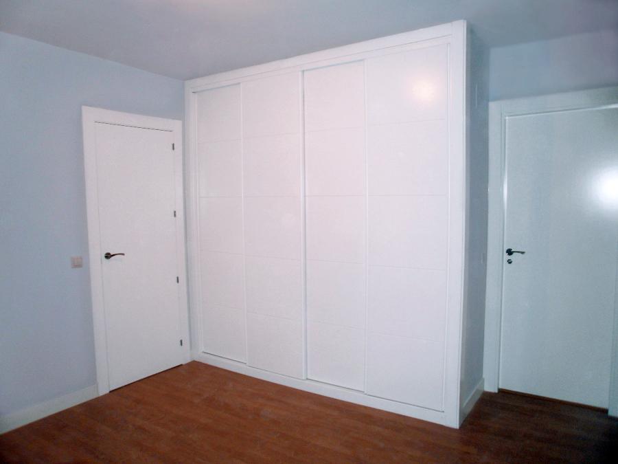 Carpinter a lacada en blanco ideas carpinteros - Frentes de armarios de cocina ...