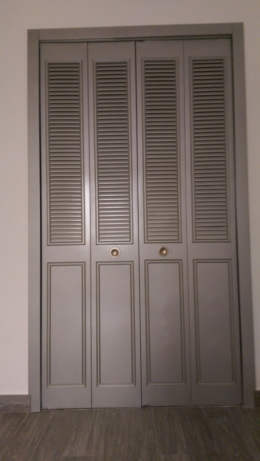 Frente vestidor - restaurado