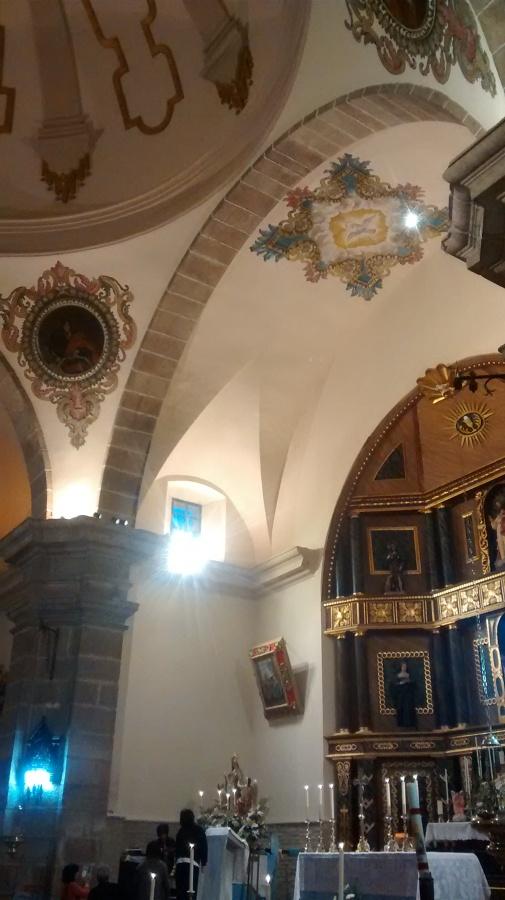 frescos y cuadros restaurados