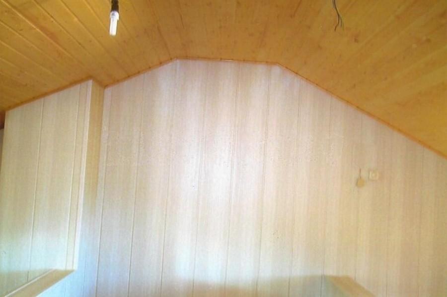 Friso na parede cmo aislar paredes con friso de mdf - Friso en paredes ...